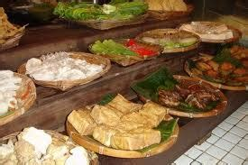 fast food  traditional food