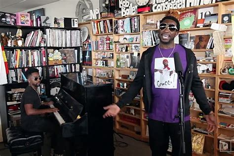 gucci mane tiny desk gucci mane and zaytoven rock npr s tiny desk concert watch