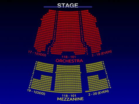 flynn theater seating august wilson theatre broadway seating chart jersey boys