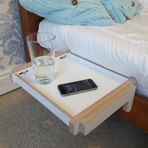 Bunk Bed Bedside Tray Adjustable Bunk Bed Shelf