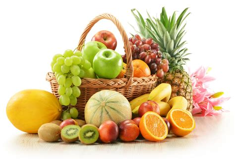 fruit and basket the best antioxidant for optimal health