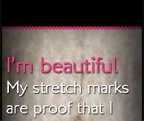 Stretch Marks Meme - quotes by l m stretch like success