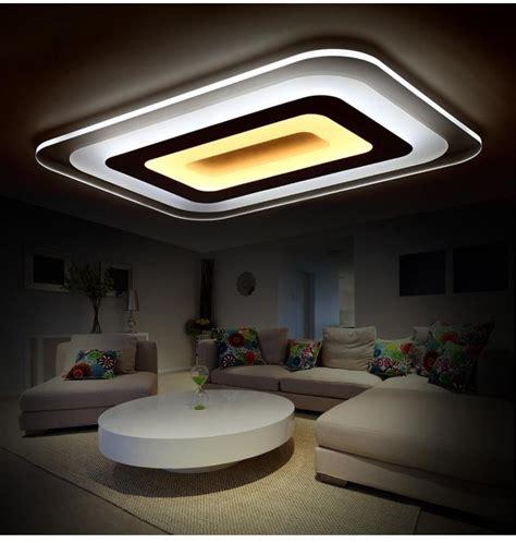 modern ceiling light fixture modern led ceiling lights for indoor lighting plafon led