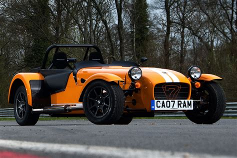 caterham supersport new caterham seven supersport targets enthusiasts