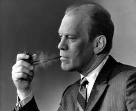 Gerald Ford What They Smoked Pipes Org