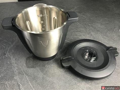 Bol Thermomix Qui Accroche by Avis Monsieur Cuisine Connect Silvercrest Lidl Test Et