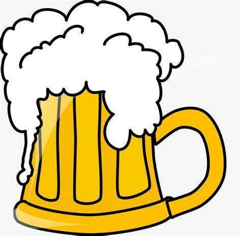 cartoon beer can cartoon beer icon alcohol drink beer png image and