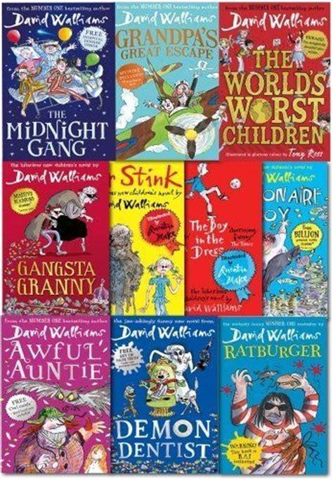 s great escape books david walliams collection 10 books set s great