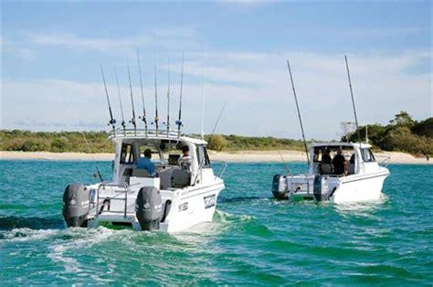 catamarans for sale noosa noosa cat 2400 series open cabin powercat review trade