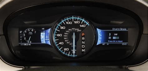 image myfordtouch instrument cluster screens shown on 2011 ford edge size 1024 x 491 type