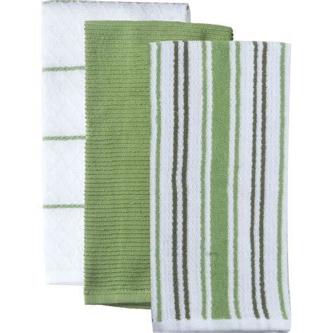 kay dee designs kitchen towels kay dee designs cafe express microfiber waffle towels 3 pc