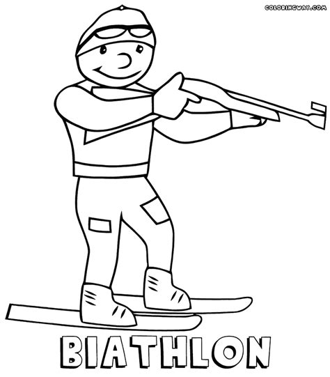 picture to coloring book biathlon coloring pages coloring pages to and print