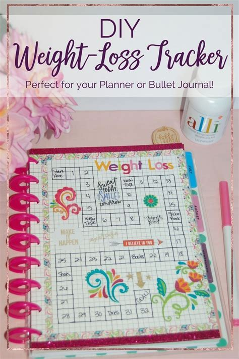 tone it up journal weight loss planner weight loss tracker