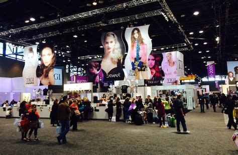 hairshow houston 2015 i walked 2 miles through a beauty expo and got lost