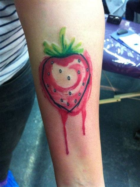 across the universe tattoo 17 best ideas about strawberry on