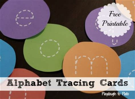 printable alphabet tracing cards alphabet tracing cards upper and lowercase letters