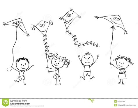 the kite family a fragmentary sketch of the family from its origin in the 9th century to the present day classic reprint books with flying kites stock vector image 44405089