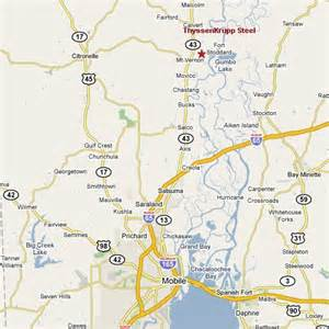map of vernon town of mount vernon alabama official website