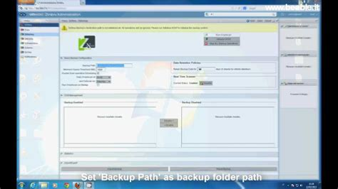tutorial zimbra 8 tutorial 37 using qnap to backup zimbra asterisk part