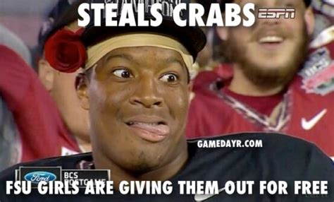 Jameis Winston Memes - the haps may 1 the best of the jameis winston crab