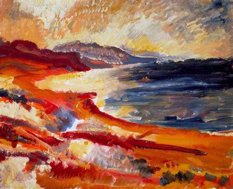 Landscape Artists Work David Bomberg 1890 1957 Uk Uk Discover
