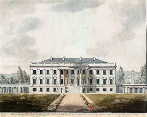 white house museum 1810 sketch white house museum arch 628d pinterest