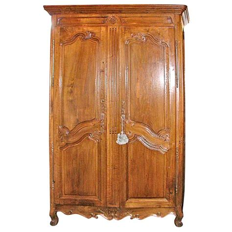 french country armoire wardrobe country french armoire at 1stdibs