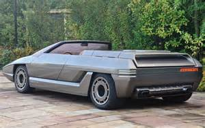 1980s Lamborghini 1980 Lamborghini Athon Concept Rear View Photo 23