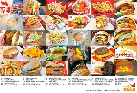 secret menu in n out burger sip advisor
