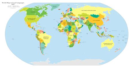 interactive world map with country names world map with countries free large images