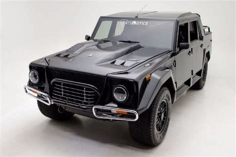 Lamborghini Lm001 One Of 301 Extremely Lamborghini Lm002 Up For Sale