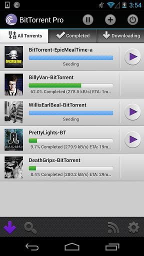 bittorrent android apk bittorrent pro torrent app v1 16 paid apk apk free