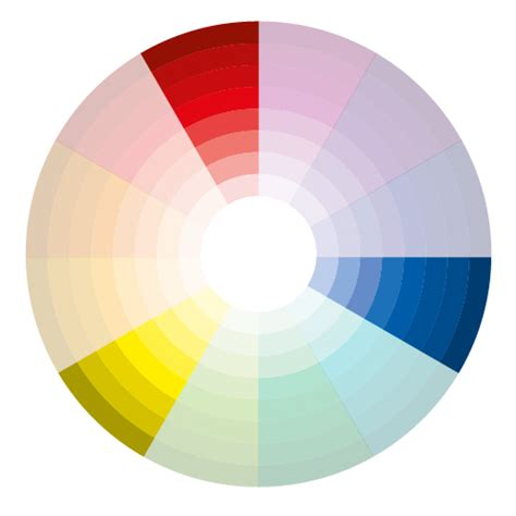 triadic color scheme open the door into the science of color theory