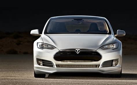 Tesla Model S Performance Review Unplugged Performance Tesla Model S Styling Upgrades