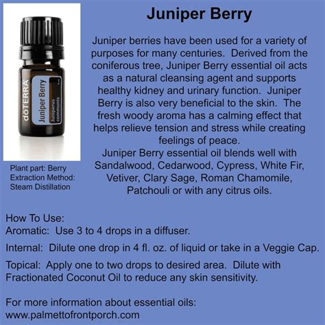 Essential Oils To Detox Kidneys by The 25 Best Juniper Berry Ideas On