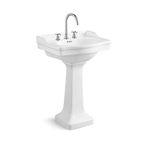 24 inch pedestal sink 43 best images about bathroom on kingston