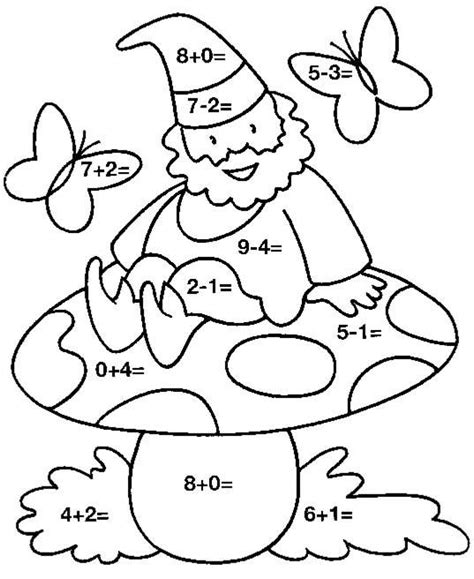 math coloring pages printables printable multiplication