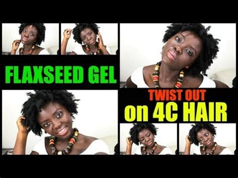braid out on 4c hair ft cococurls youtube twist out flaxseed gel on 4c hair youtube