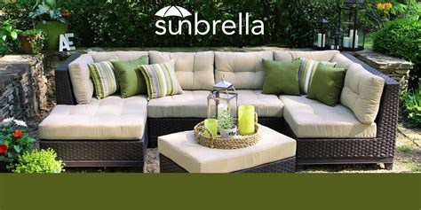 sunbrella outdoor patio furniture sunbrella patio furniture