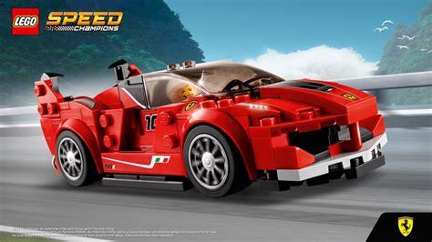 lego fxx k fxx k posters zabawy mistrzowie prędkości