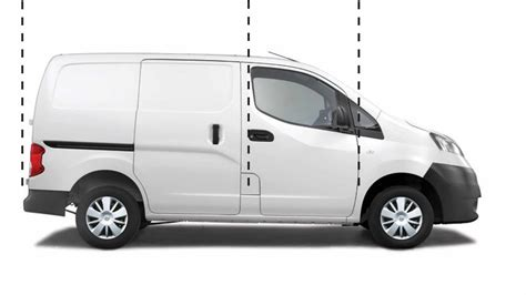 nissan nv200 specs nissan nv200 van dimensions images diagram writing
