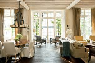 southern living home interiors connection to the outdoors lake house decorating ideas southern living