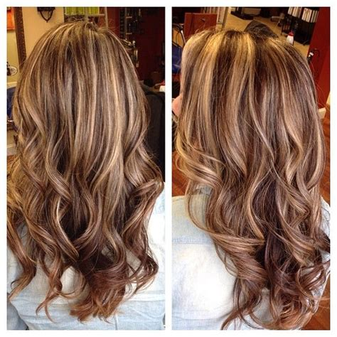 hair color ideas with highlights and lowlights google highlights vs lowlights on brunettes dark brown hairs