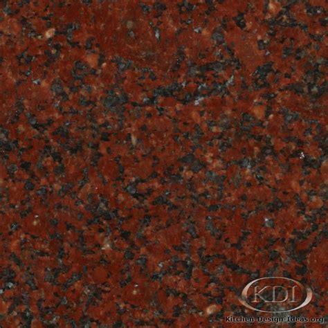 Kitchen Granite And Backsplash Ideas New Imperial Red Granite Kitchen Countertop Ideas