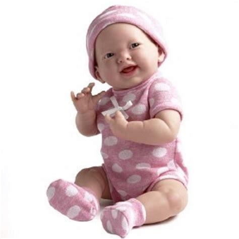 Baby Pink Newborn Babydoll Set berenguer la newborn day pink polka dot onesie jc
