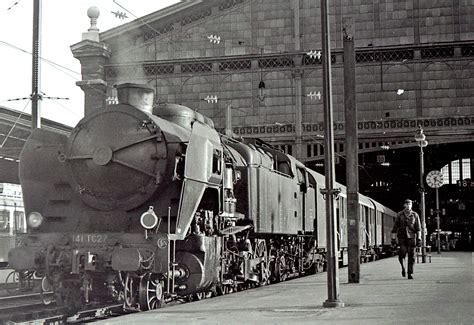 bureau d 騁ude strasbourg file sncf 141 tc gare du nord 1970 jpg wikimedia commons
