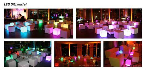 lounge möbel mieten lounge events mietm 246 bel loungem 246 bel mieten led m 246 bel