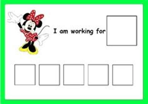 minnie mouse printable reward charts best photos of tokens for autistic students i am working