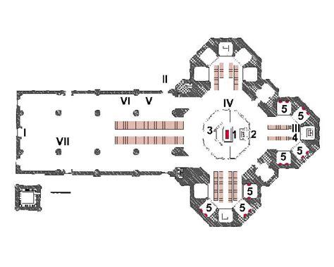 santa fiore pianta beweb cattedrale chiesa di santa fiore