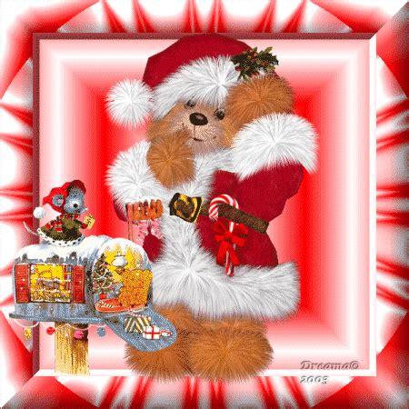 imagenes con movimiento y musica de navidad gifs animados de osos de navidad gifmania